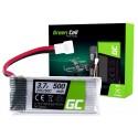 Bateria Akumulator Green Cell do Syma S032 S032G S39 3.7V 500mAh