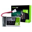 Bateria Akumulator Green Cell do Syma H5C X5 X5A X5C X5SW X5SC Explorers 3.7V 650mAh