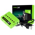 Green Cell RC Battery Charger for Syma Hubsan JJRC Wltoys 3.7V