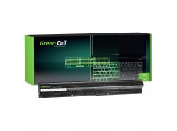 Green Cell ® Laptop Akku M5Y1K für Dell Inspiron 14 3451, 15 3555 3558 5551 5552 5555 5558, 17 5755 5758, Vostro 3458 3558