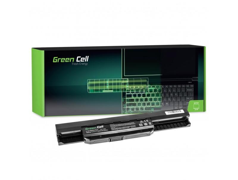 Bateria Green Cell A31-K53 A32-K53 A41-K53 A42-K53 do Asus A537 K53 K53E K53S K53SV X53 X53S X53U X54 X54C X54F X54H