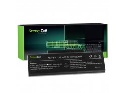 Green Cell ® Laptop battery A32-F3 for Asus F2 F3 F3E F3F F3J F3S F3SG M51