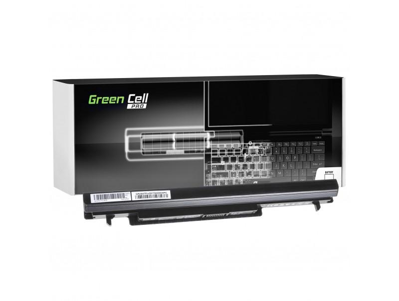 Green Cell PRO ® Laptop Battery A41-K56 for Asus K56 K56C K56CA K56CB K56CM S56 S56C
