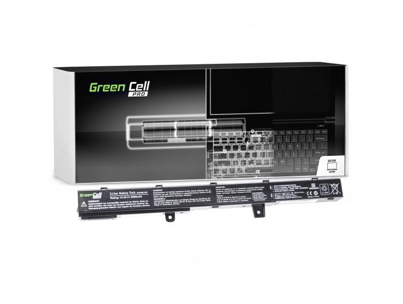 Green Cell ® PRO Akku A31N1319 A41N1308 für Asus X551 X551C X551CA X551M X551MA X551MAV R512C R512CA