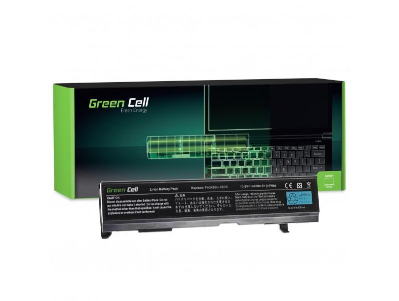 Bateria Green Cell PA3465U-1BRS do Toshiba Satellite A100 A110 A135 M40 M70