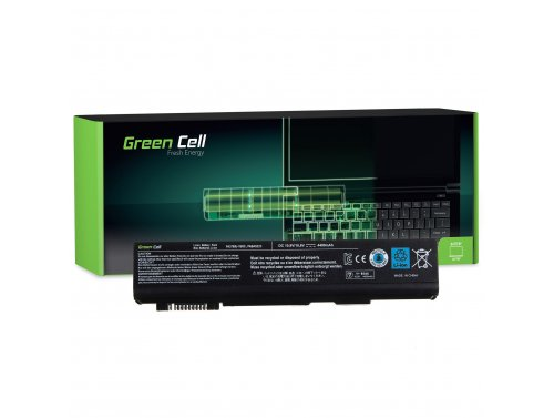 Laptop Battery PA3788U-1BRS for Toshiba DynaBook Satellite L35 L40 L45 K40 B550 Tecra M11 A11 S11 S500