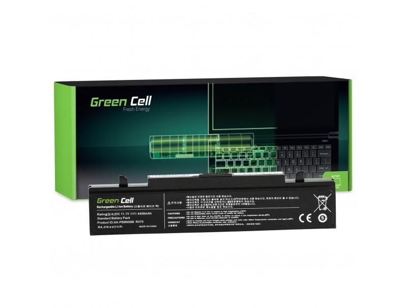 Bateria Green Cell AA-PB9NC6B AA-PB9NS6B do Samsung R519 R522 R525 R530 R540 R580 R620 R780 RV510 RV511 NP300E5A NP350V5C