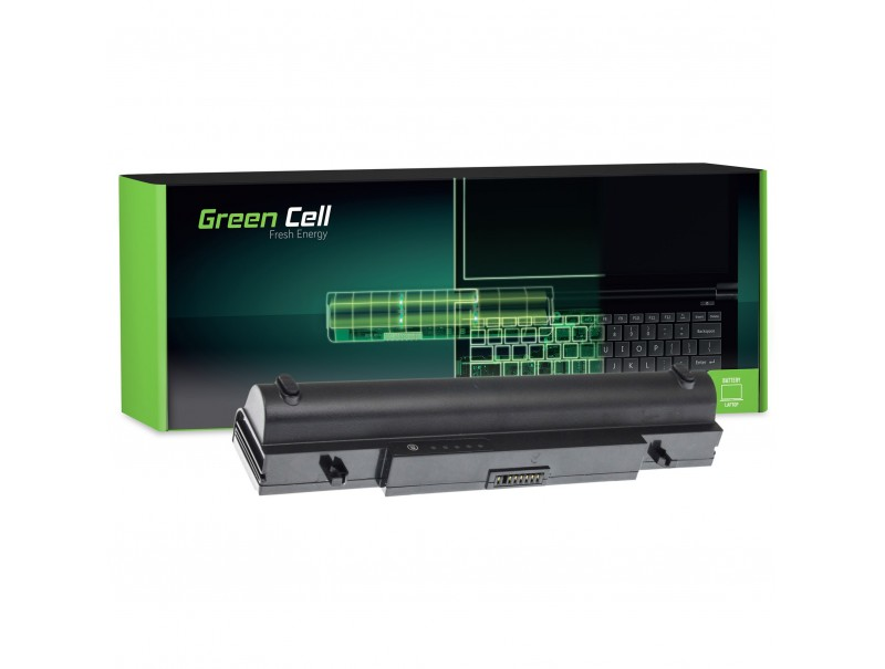 Bateria Green Cell AA-PB9NC6B AA-PB9NS6B do Samsung R519 R522 R525 R530 R540 R580 R620 R780 RV510 RV511 NP300E5A