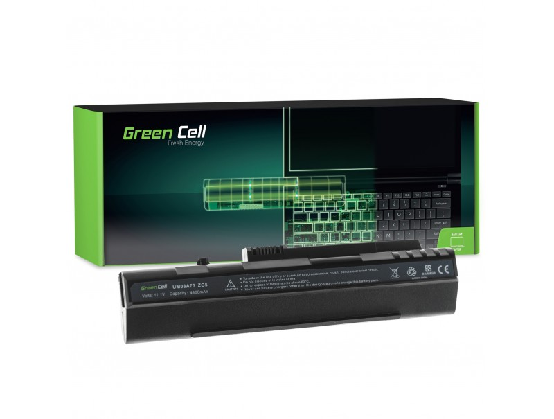 Laptop Battery UM08A31 UM08B31 for Acer Aspire One A110 A150 D150 D250 ZG5