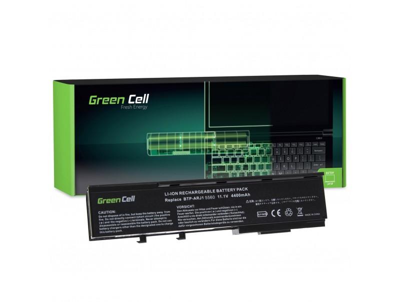 Bateria Green Cell BTP-ARJ1 BT.00904.003 do Acer eMachines D620 Extensa 4400 4720 TravelMate 3300 4520 4720 5730