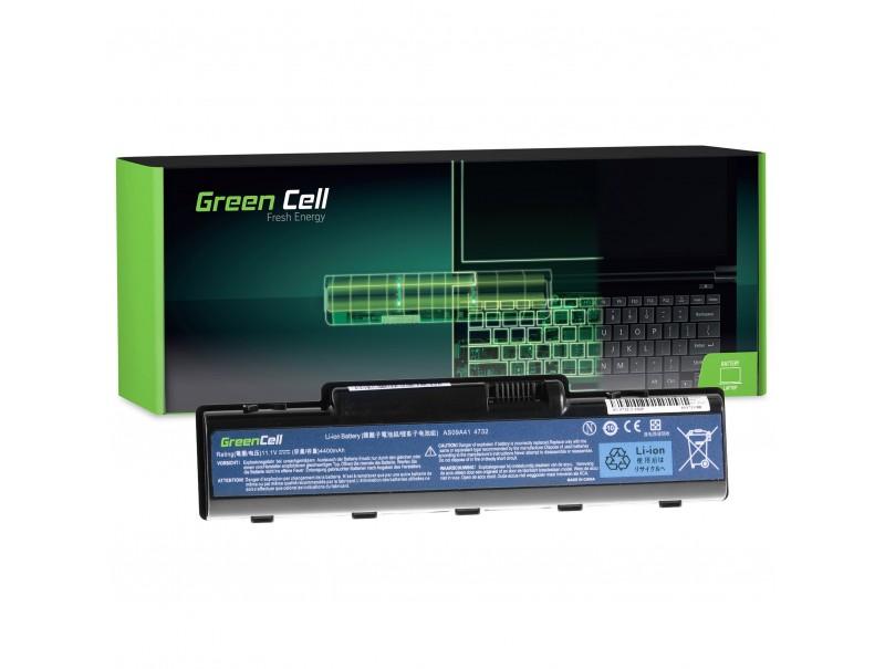 Bateria Green Cell AS09A31 AS09A41 AS09A51 AS09A71 do Acer eMachines E525 E625 E725 G430 Aspire 5532 5732 5732Z 5734Z
