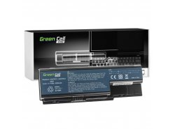 Laptop Battery Green Cell PRO AS07B31 AS07B41 AS07B51 for Acer Aspire 7720 7535 6930 5920 5739 5720 5520 5315 5220 5200mAh