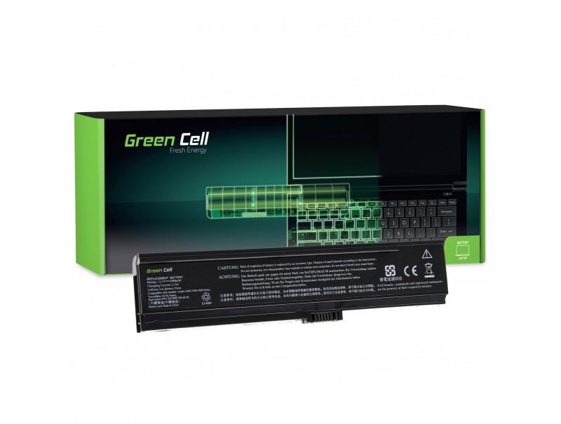 Laptop Battery BATEFL50L6C40 3UR18650Y-2-QC261 for Acer Extended 2400 TravelMate 2400 4310 Aspire 3200 3600 3680 5030 5500
