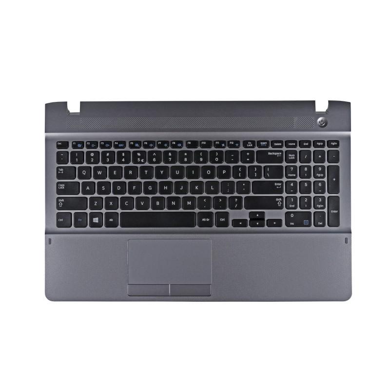 Green Cell ® Keyboard for Samsung 270E5E 270E5U 270E5V 275E5E NP300E5E Palmrest
