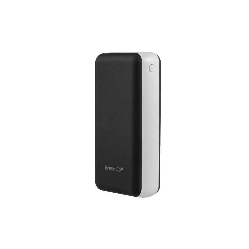 Power Bank Green Cell 30000mAh Szybkie Ładowanie Qualcomm Quick Charge 3.0