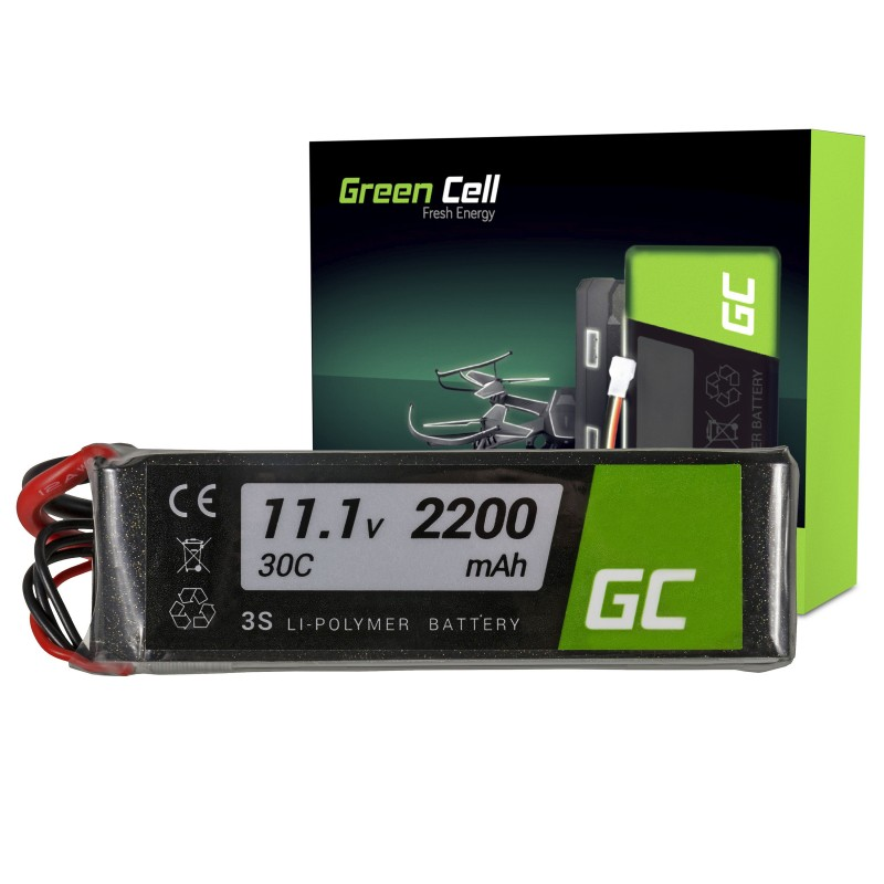 Green Cell ® Battery 2200mAh 11.1V