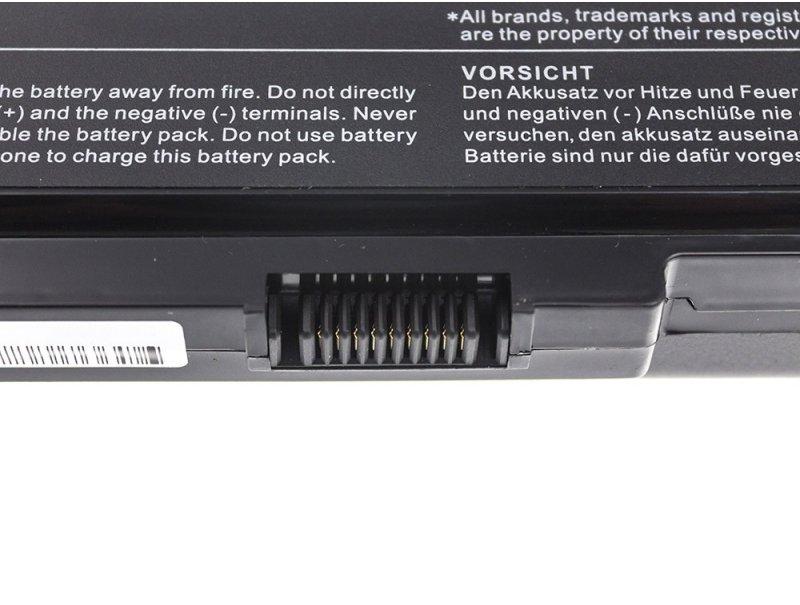 Laptop Battery PA3817U-1BRS PA3634U-1BRS for Toshiba
