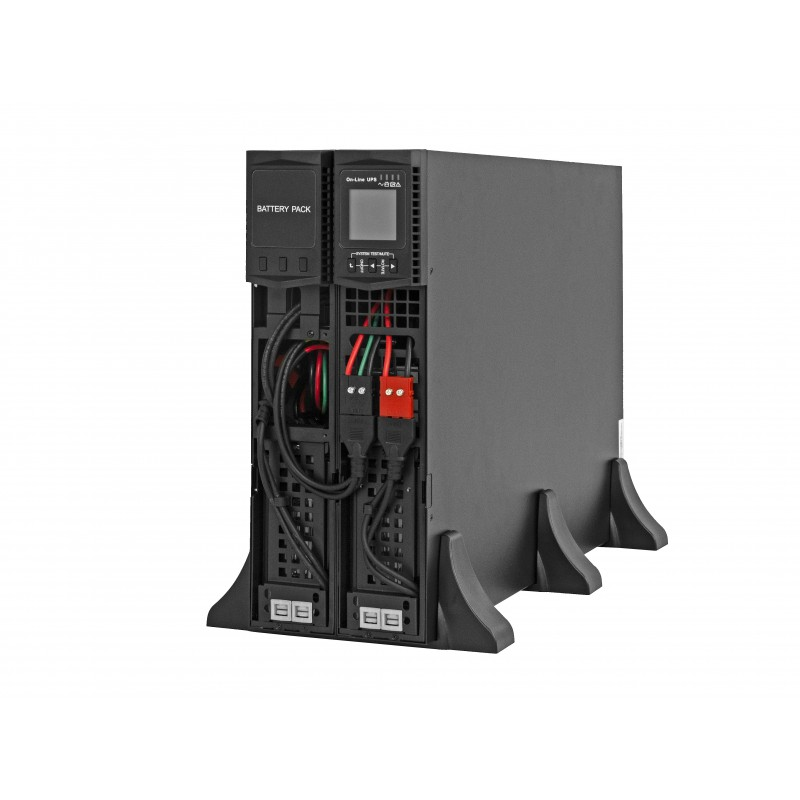 Green Cell RTII Battery Pack to Rack cabinet - Green Cell