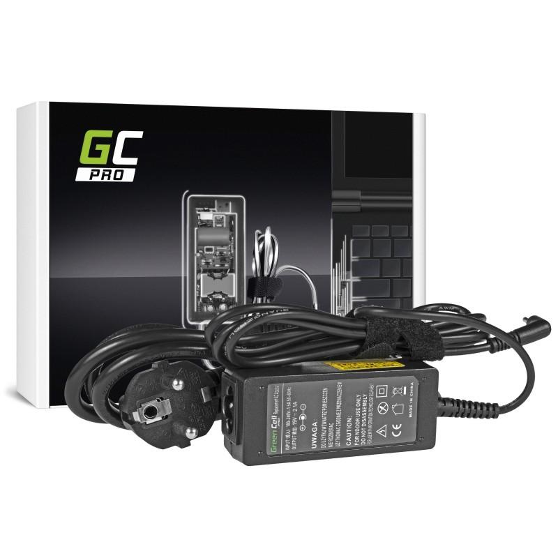 Green Cell PRO ® Ladegerät für Samsung NP300U NP530U3B-A01 NP900