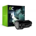 Bateria Akumulator Green Cell do AEG L1215 BS 12C 12V 1.5Ah