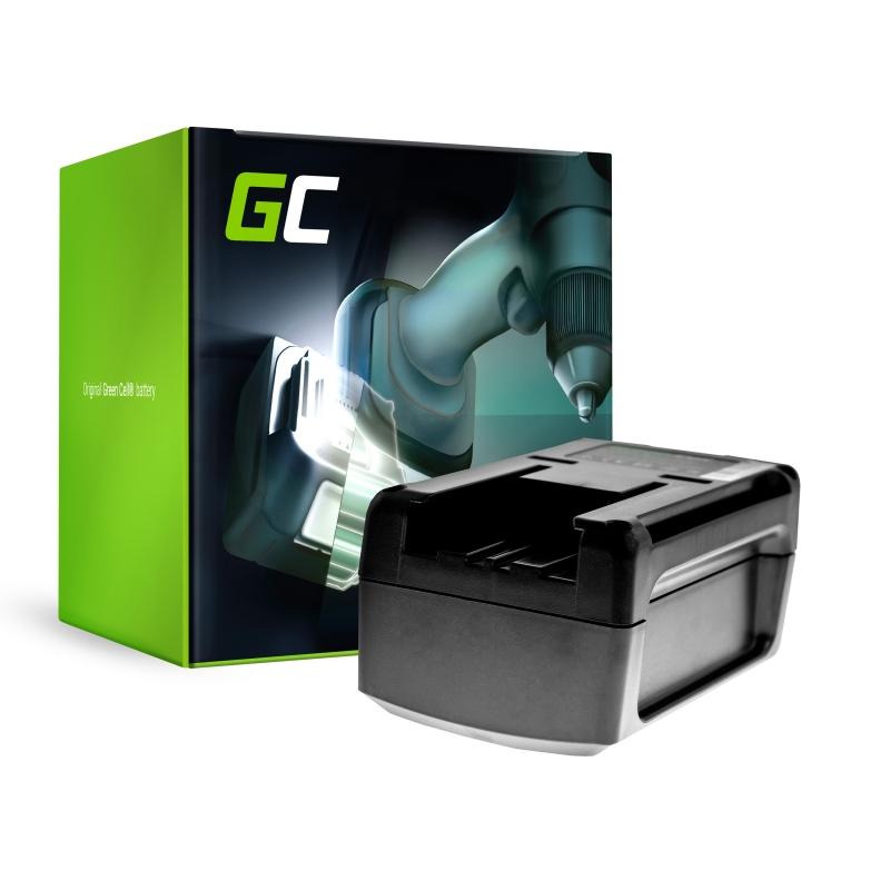 Green Cell ® Staubsauger Akku für Karcher BV 5/1 Bp Karcher T 9/1 Bp 25.2 V 4.5Ah
