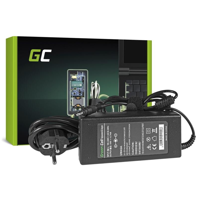 Green Cell ® Charger / AC Adapter for Laptop Compaq Presario V6100 V6200  Pavilion DV6200 DV6300 DV6500 DV9000