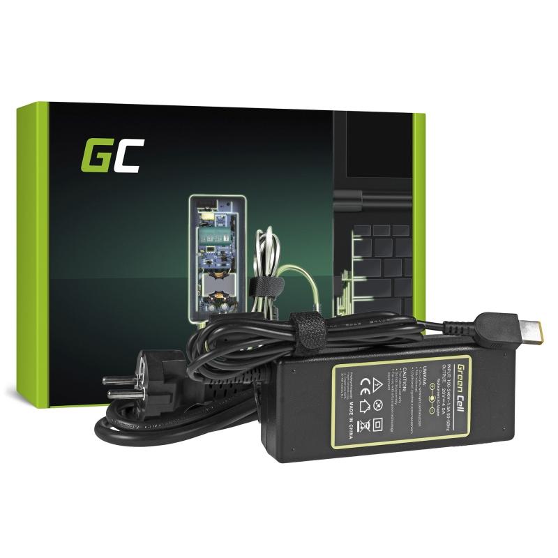 Ladeprogramm Green Cell ® 20V 4.5A ADLX90NCC3A ADLX90NDC3A für Lenovo G500s G505s G510 Z500 Z510 Z710 ThinkPad X1 Carbon