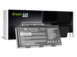 Green Cell ® PRO Laptop Battery BTY-M6D for MSI GT60 GT70 GT660 GT680 GT683 GT780 GT783 GX660 GX680 GX780
