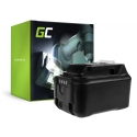 Bateria Akumulator BL1016 BL1021B BL1040B BL1041B Green Cell do Makita DF031 DF331 HP330 HP331 TD110 TM30 UM600
