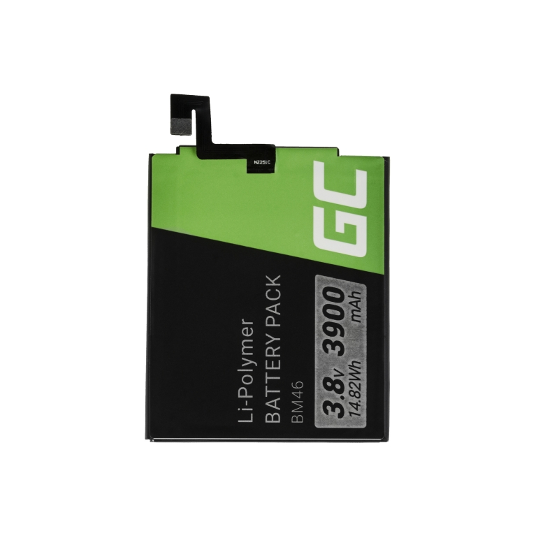 Green Cell ® Battery BM46 for Xiaomi Redmi Note 3