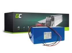 Green Cell® E-Bike Battery 36V 14.5Ah Battery Pack with Li-Ion Panasonic Cells