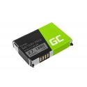 Bateria 010-11143-00 Green Cell do GPS Garmin Aera 500 510 550 560 Nuvi 500 510 550 Zumo 210 600 650 660, 1880mAh