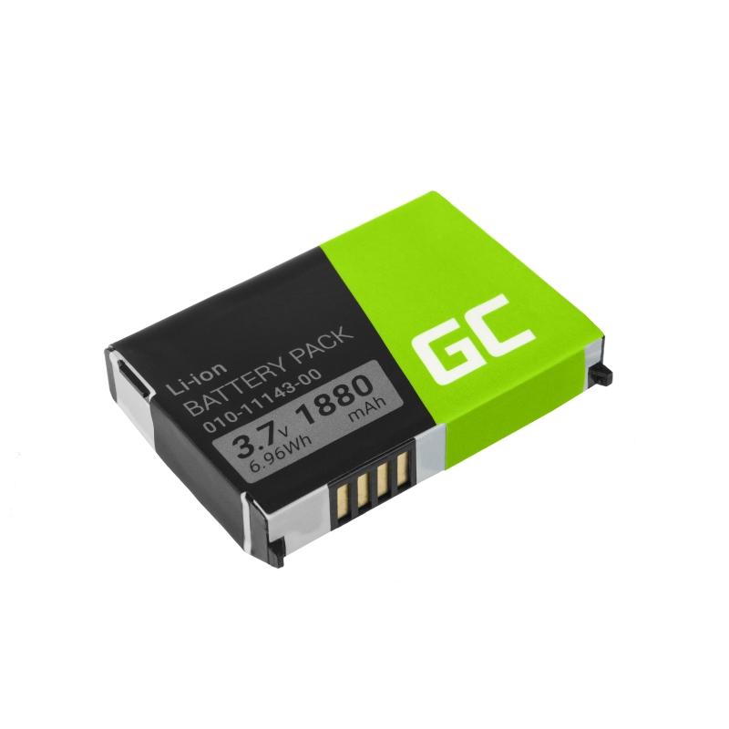 Green Cell ® Battery 010-11143-00 for GPS Garmin SafeNav Aera 500 Zumo 220 660LM