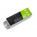 Akku 010-10863-00 Green Cell für GPS Garmin Zumo 400 450 500 Deluxe, 2200mAh