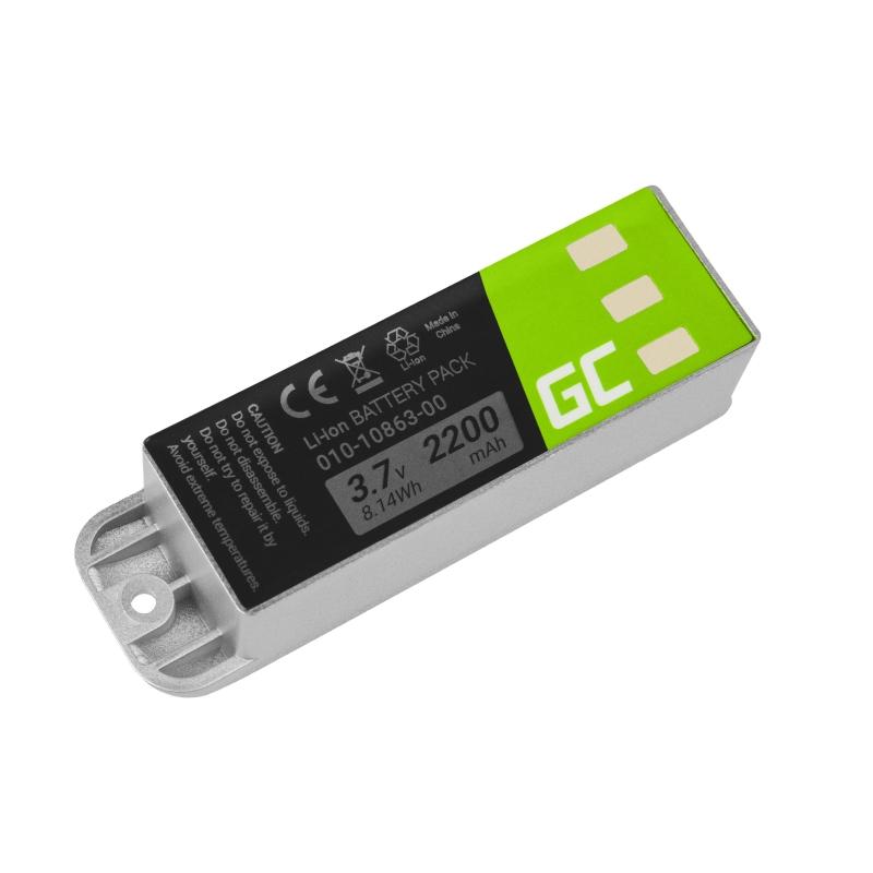 Green Cell ® Akku 010-10863-00 für GPS Garmin Zumo 400 450 500 Deluxe