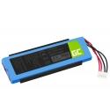 Battery GSP872693 Green Cell for Speaker JBL Flip 3 III, 3000mAh