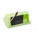 Battery 180AAHC3TMX Green Cell for Speaker Logitech S315i S715i Z515 Z715, 2000mAh