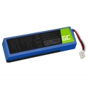 Battery AEC982999-2P Green Cell for Speaker JBL Charge 1 Charge 2, 6000mAh