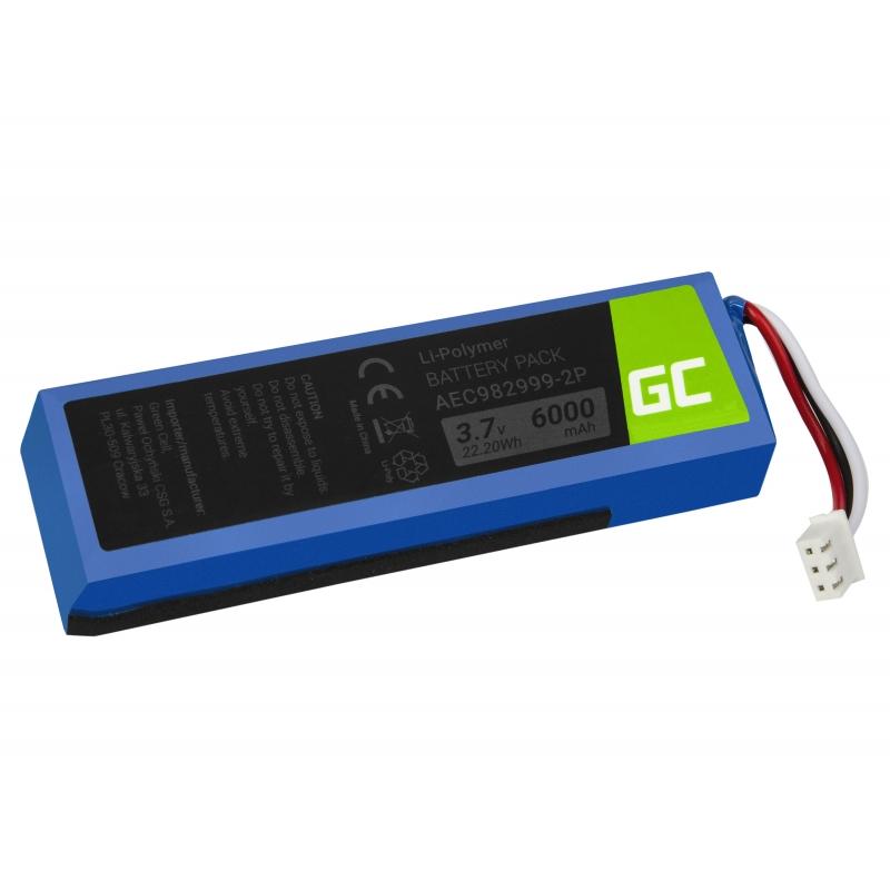 Green Cell ® Battery AEC982999-2P for JBL Charge speaker