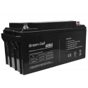 Akumulator AGM VRLA Green Cell 12V 65Ah