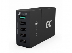 Universal Green Cell ® with Quick Charging Function, 5 USB ports