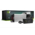 Akumulator Bateria Green Cell Rear Rack 24V 8.8Ah 211Wh do Roweru Elektrycznego E-Bike Pedelec