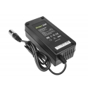 Charger for Electric Bikes, Plug Cannon, 42V, 4A