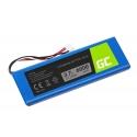 Battery 5542110-P Green Cell for Speake  JBL Pulse 2, Pulse 3, 6000mAh