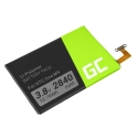 Battery B0PGE100 for