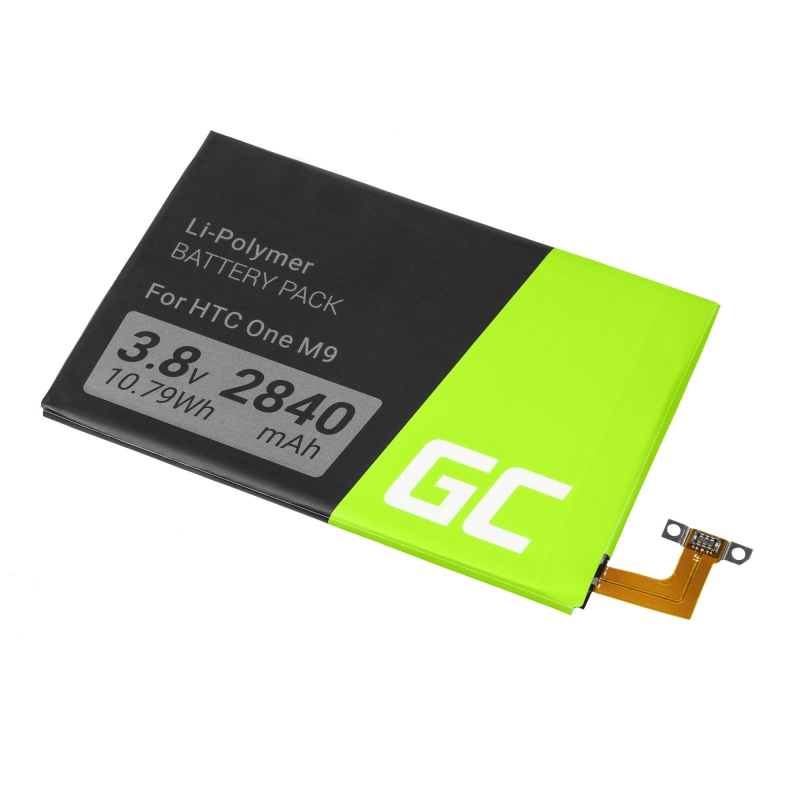 Battery B0PGE100 for HTC One M9 S9 - Green Cell