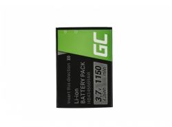 Green Cell ® Battery HB434666RAW for router Huawei E5336 E5573 E5577