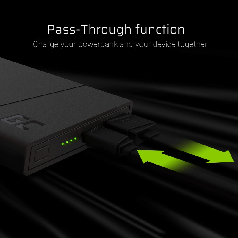 Power Bank Green Cell GC PRIME 10000mAh with Ultra Charge