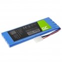 Battery 20S-1P Green Cell for Speaker Soundcast Outcast ICO410 ICO411a, 2000mAh