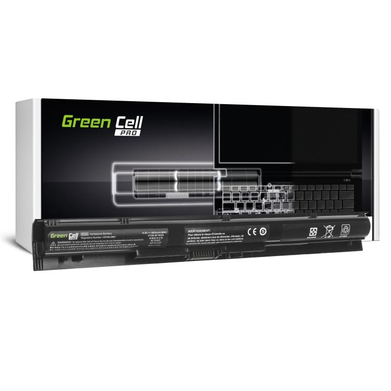 Green Cell ® Laptop battery KI04 for HP Pavilion 14-AB 15-AB 15-AK 17-G